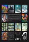 Kunstkalender Ralf Alex Fichtner 2011 - A4